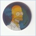 1996 THE SIMPSONS MAGIC MOTION TAZO  #152 HOMER SIMPSON 💎⚡💎  Frito Lay 🔥 🌟🔥 RUFFLES/DORITOS 💥 MINT 💨