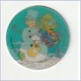 1996 THE SIMPSONS MAGIC MOTION TAZO  #169 BART SIMPSON 💎⚡💎  Frito Lay 🔥 🌟🔥 RUFFLES/DORITOS 💥 MINT 💨