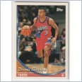 1993-94 TOPPS NBA  #231 DANA BARROS 🔥🔥🔥 SERIES 2 CARD🏀🏀🏀 MINT Condition 💯👀💯