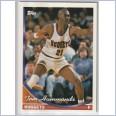 1993-94 TOPPS NBA  #234 TOM HAMMONDS 🔥🔥🔥 SERIES 2 CARD🏀🏀🏀 MINT Condition 💯👀💯