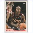 1993-94 TOPPS NBA  #249 CLYDE DREXLER 🔥🔥🔥 SERIES 2 CARD🏀🏀🏀 MINT Condition 💯👀💯