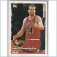 1993-94 TOPPS NBA  #238 BILL WENNINGTON 🔥🔥🔥 SERIES 2 CARD🏀🏀🏀 MINT Condition 💯👀💯