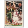 1993-94 TOPPS NBA  #336 SAM PERKINS 🔥🔥🔥 SERIES 2 CARD🏀🏀🏀 MINT Condition 💯👀💯
