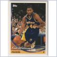 1993-94 TOPPS NBA  #376 KEN WILLIAMS 🔥🔥🔥 SERIES 2 CARD🏀🏀🏀 MINT Condition 💯👀💯