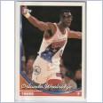 1993-94 TOPPS NBA  #338 ORLANDO WOOLRIDGE 🔥🔥🔥 SERIES 2 CARD🏀🏀🏀 MINT Condition 💯👀💯