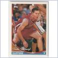 1993-94 TOPPS NBA  #369 TOM TOLBERT 🔥🔥🔥 SERIES 2 CARD🏀🏀🏀 MINT Condition 💯👀💯