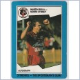 1989 NRL STIMOROL/SCANLENS #86 MARTIN BELLA 🔥🌟💎🏉 EX+ Condition 👀 Rugby League💨