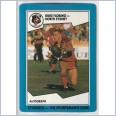 1989 NRL STIMOROL/SCANLENS #89 GREG FLORIMO 🔥🌟💎🏉 EX+ Condition 👀 Rugby League💨