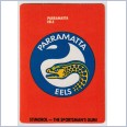 1989 NRL STIMOROL/SCANLENS #99 PARRAMATTA EELS 🔥🌟💎🏉 EX+ Condition 👀 Rugby League💨