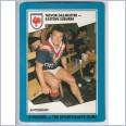 1989 NRL STIMOROL/SCANLENS #110 TREVOR GILLMEISTER 🔥🌟💎🏉 EX+ Condition 👀 Rugby League💨