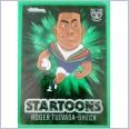 2021 NRL traders startoons ST17 Roger tuivasa-sheck