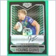 2021 NRL elite young guns black signature card YGB15 jack murchie 051/110
