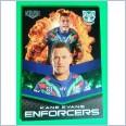 2021 NRL elite enforcers card   E29 Kane Evans  warriors.