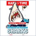 Cronulla Sharks Mascot (Harv Time Poster)