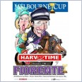 2013 Melbourne Cup Winner - Fiorente (Harv Time Poster)