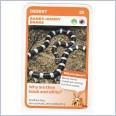 Woolworths Aussie Animals -  Bandy-Bandy Snake #25