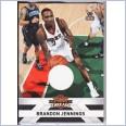 10-11 Panini Threads Brandon Jennings Jersey 363/399